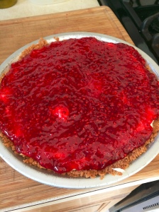 Raspberry Cream Pie -1