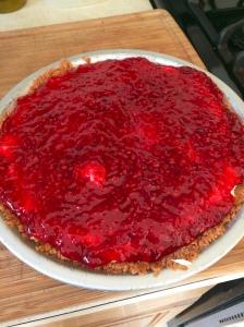 Raspberry Cream Pie -1