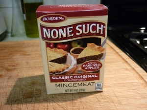 Borden None Such Condensed Mincemeat