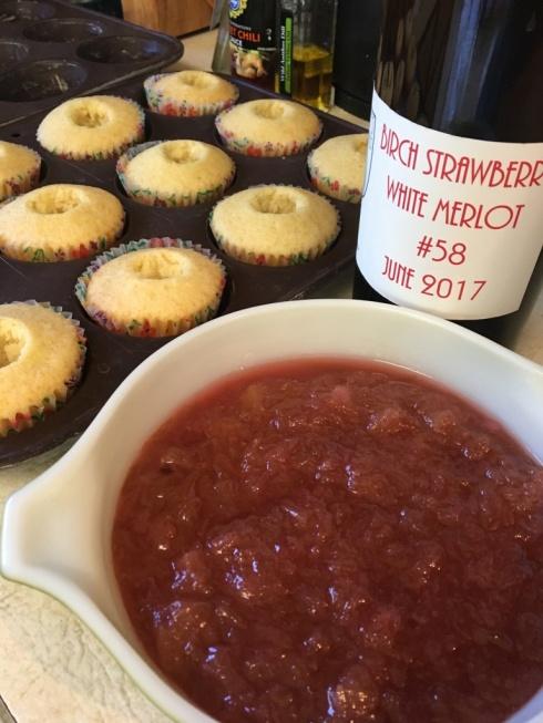 WineCupcakes-w-Rhubarb_Makings